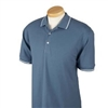 Boat Name Tipped Polo Shirt