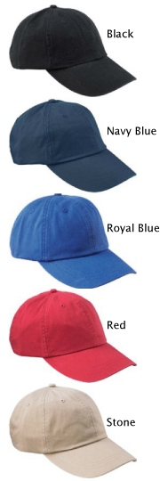 Boat Name Hat Colors