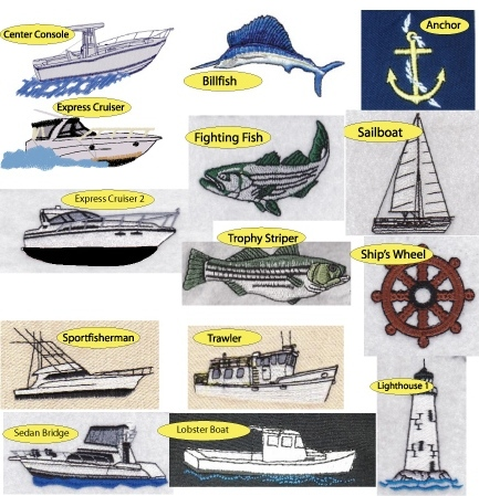 boat name pictures