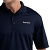 Wicking Performance Boat Name Polo