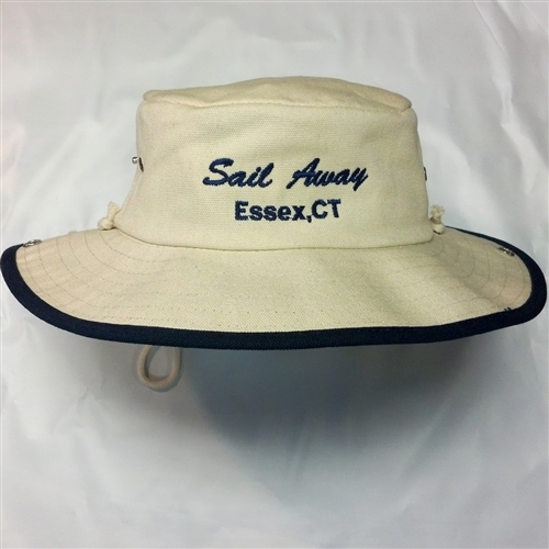 boat name boating hat. Larger Photo Email A Friend 277da29c11f9