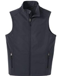 Boat Name Soft Shell Vest