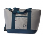 SailorBags 24 Can Silver Spinnaker Cooler Tote